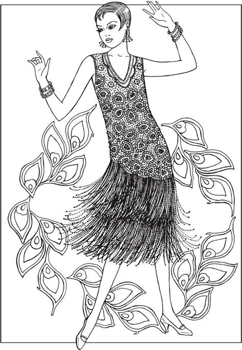 unique fashion coloring book for adults books 289 best images about coloring pages fashion on