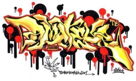 kumpulan gambar grafiti keren tulisan nama
