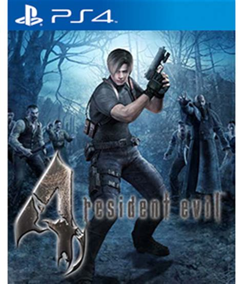 Ps4 Resident Evil 4 By Cgbgameshop resident evil 4 ps4 trophies screenshots trailers