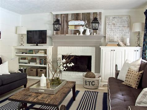 living room ideas fireplace photo page hgtv