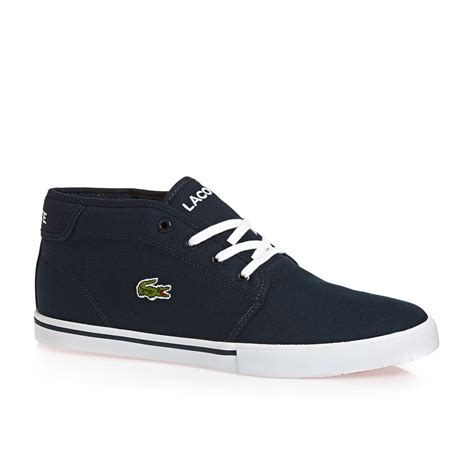 lacoste shoes for lacoste thill shoes blue free uk delivery on