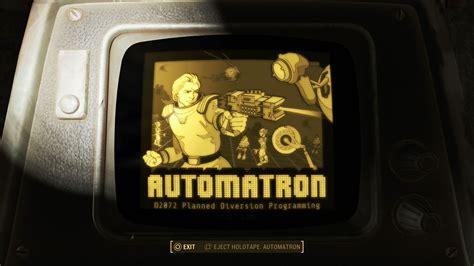 Fallout 4 Automatron Mini Game by Fallout 4 Automatron Review Mgl
