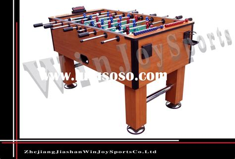 standard foosball table size professional and standard size foosball table for sale