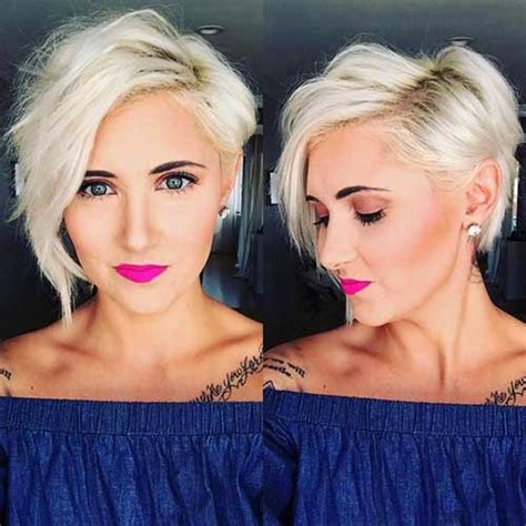 best way to sytle a long pixie hair style trending pixie haircut ideas short hairstyles 2016
