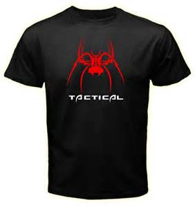 tshirt tactical spider logo nc spikes tactical spider shirt s4