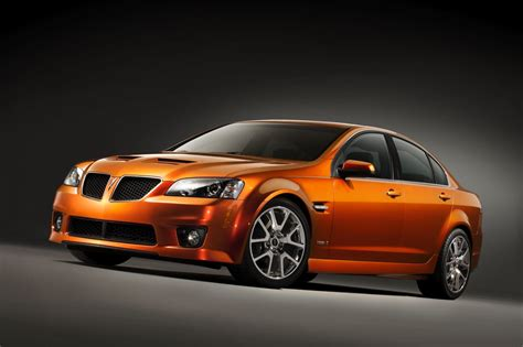 gxp pontiac 2009 pontiac g8 gxp unveiled with 402 hp and a manual