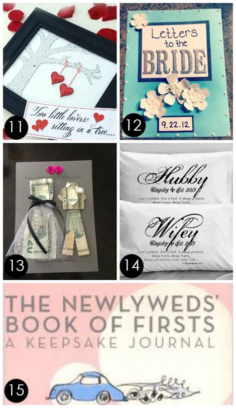 cool wedding shower gift ideas 60 best creative bridal shower gift ideas