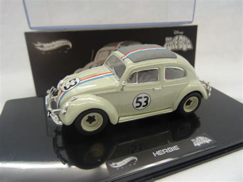 herbie from the the bug 1962 scale 1 43
