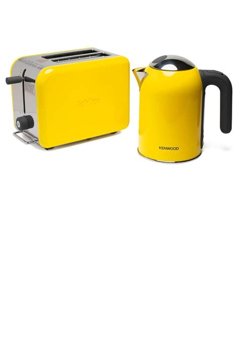 Yellow Kettle And Toaster Sets The 25 Best Kenwood Toaster Ideas On Pinterest Toaster
