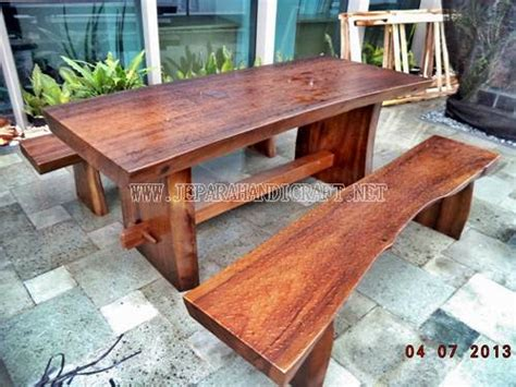 Sofa Kayu Solid meja kayu solid jual mebel jati jepara mebel minimalis
