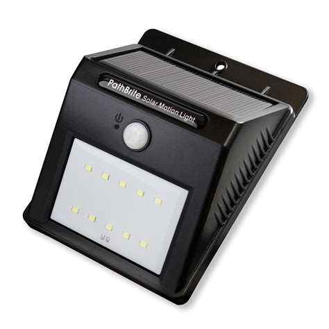 solar led motion sensor light solar motion lighting lighting ideas