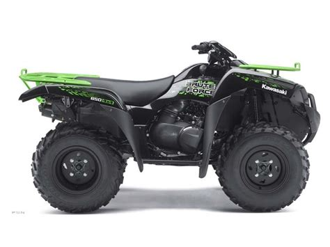 Kawasaki Brute 650 For Sale by 2011 Kawasaki Brute 650 4x4 Motorcycles For Sale