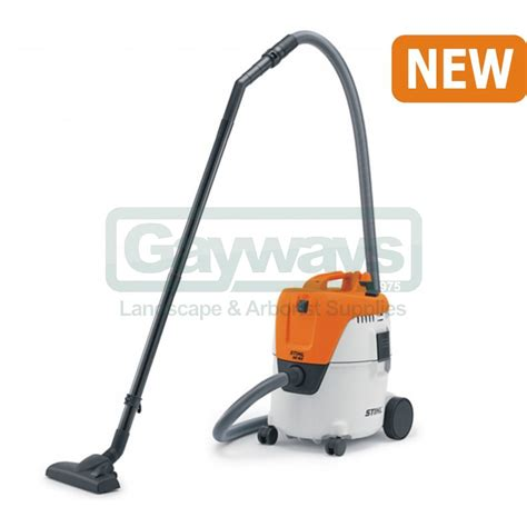 Electric Vaccum stihl se62 electric vacuum cleaner stihl from gayways uk
