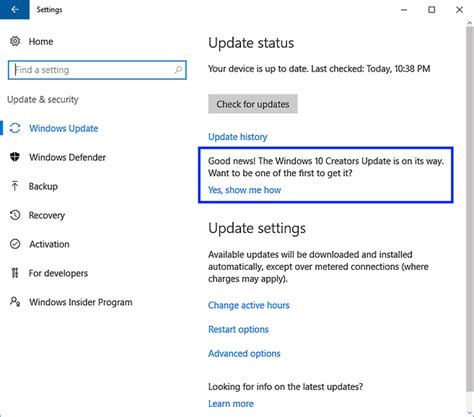 how to update to windows 10 how to get the new windows 10 creators update cnet