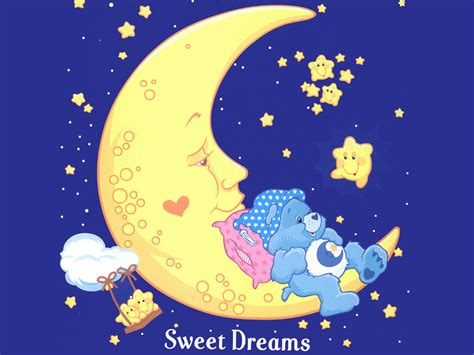 Sweet Dreams by 80s Toybox Images Care Bears Wallpaper Hd Wallpaper And