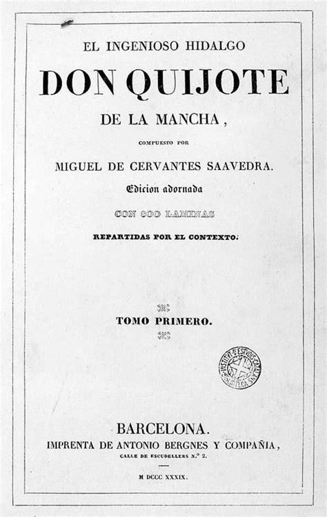 el titulo de la novela el ingenioso hidalgo don quijote de la mancha es simbolico el ingenioso hidalgo don quijote de la mancha compuesto por miguel de cervantes saavedra