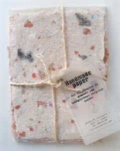 upcycle recycle reuse recycled handmade paper
