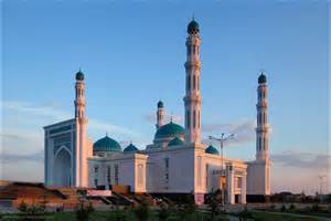 Anniversary Ornaments Karaganda Mosque One Of The Largest In Kazakhstan 183 Kazakhstan Travel And Tourism Blog