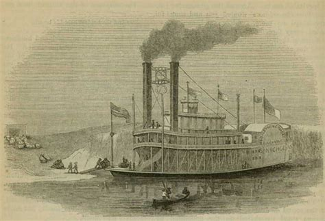 steamboat invention boivieapedia changes in world trade