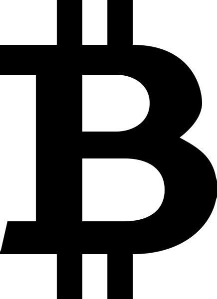 Bitcoin sign was just accepted for Unicode : Bitcoin B