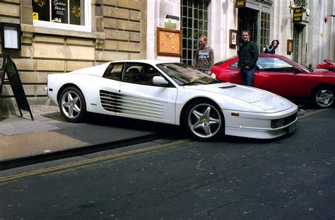 512 tr white testarossa 512 tr f512 m supercars cars italia