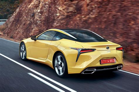 lexus sports car 2017 lexus lc 500 sport review autocar