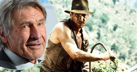 Harrison Buffs Up For Indy by Indiana Jones Reboot Clears Up The Rumours Around