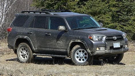 2010 Toyota 4runner Trail V6 by Toyota 4runner Sr5 V6 Trail Edition 2010 Essai Routier