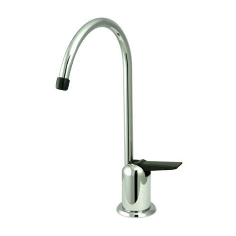 Single Handle Cold Water Faucet Elements Of Design Builder Filtration One Handle Single