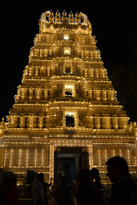 Decorated Homes Pictures lighted gopuram world through my eyes