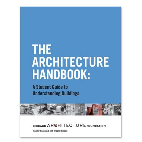 design of experiment handbook the architecture handbook student edition chicago