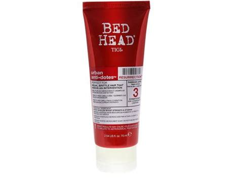 bed head resurrection travel with bed head resurrection conditioner mini