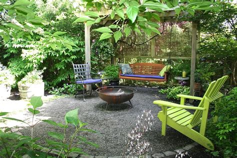 outdoor spaces traditional patio cincinnati by gravel patio awesome a stepbystep guide to building a