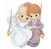 PRECIOUS MOMENTS WEDDING PRECIOSOS MOMENTOS BODAS IM GENES PARA