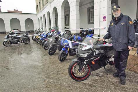 motos recuperadas 1 as 237 act 250 an los ladrones de motos
