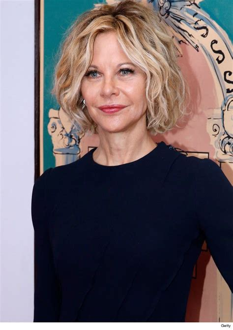 meg ryan s hairstyles over the years meg ryan makes a rare red carpet appearance in paris see