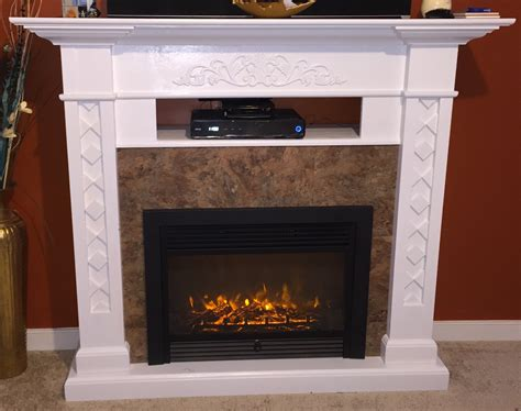 diy electric fireplace diy electric fireplace 250