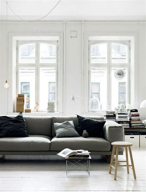 wohnzimmer skandinavisch wohnung gestalten skandinavisch stil ideen bilder