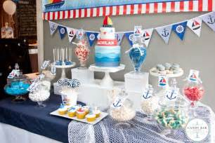 Nautical Theme Birthday Party - how to create nautical theme candy bars and parties party styling amp quot how to quot guides