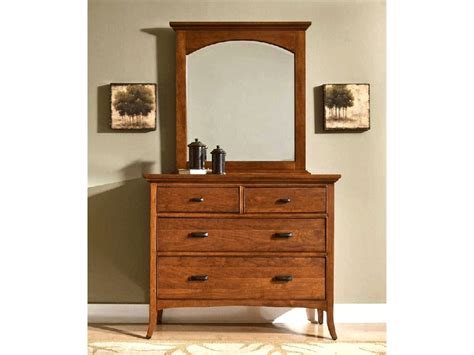 how to decorate your room through dresser with mirror