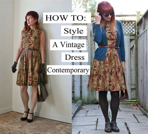 how to wear vintage for vintage industrial style how to wear a vintage dress style it contemporary suzanne carillo