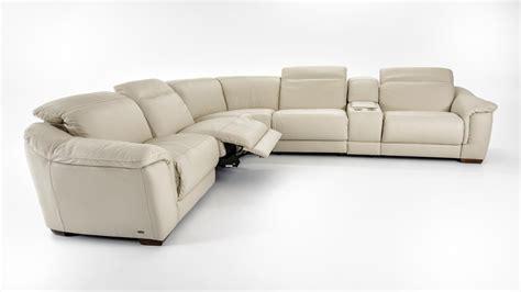 natuzzi leather power reclining sectional natuzzi editions b641 b641 six piece six piece power