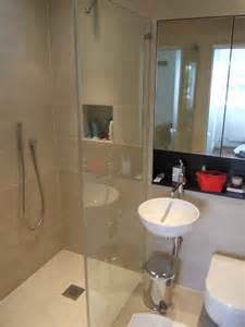 Shower Designs For Small Bathrooms Decoraci 243 N De Ba 241 Os Peque 241 Os 161 Mas De 90 Fotos De Dise 241 Os
