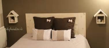 une t 234 te de lit en bois tr 232 s facile 224 faire st 233 phanie