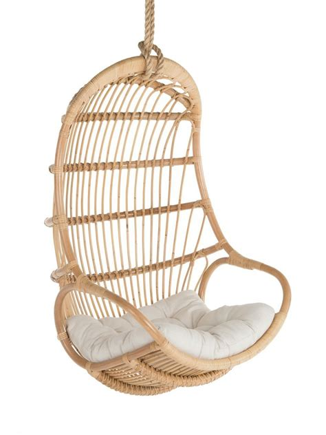 swingasan chair reviews review rattan swing chair by kouboo