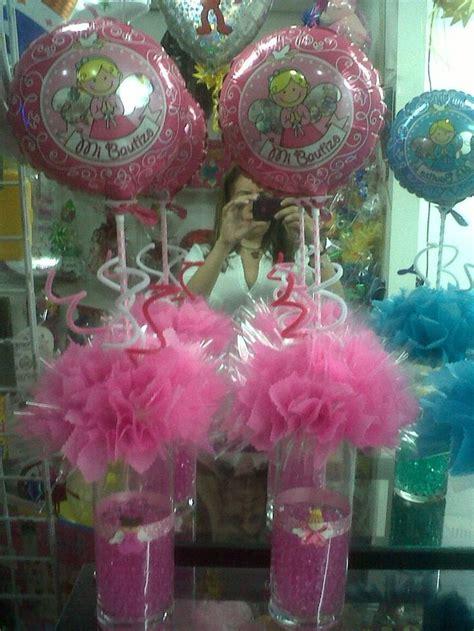decoracion con globos para baby shower de