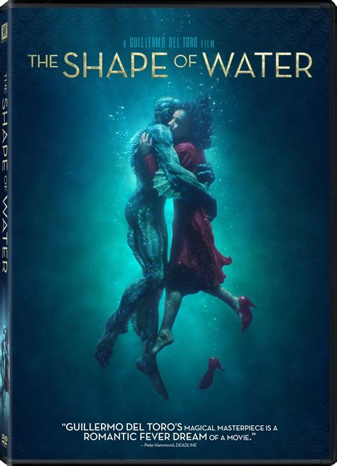 Shape Of Water the shape of water dvd release date march 13 2018