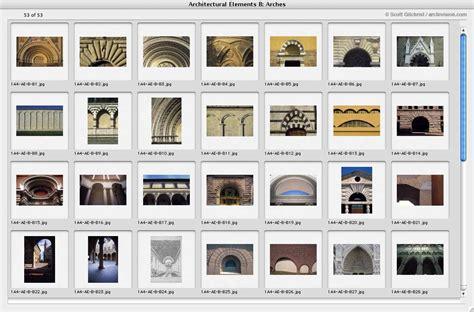 elemental architecture architectural elements