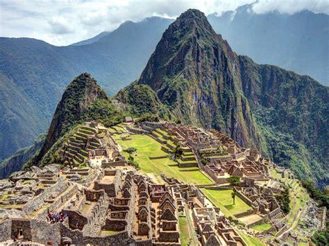 decke peru new 7 wonders of the world travelchannel travel