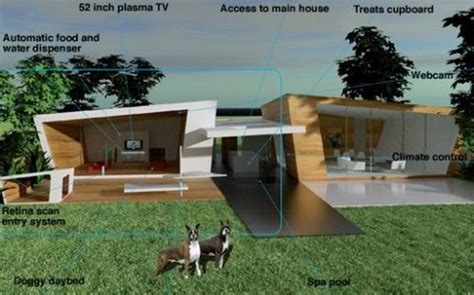 elaborate dog houses 450 000 u s the world s most expensive dog house houses pinterest world s